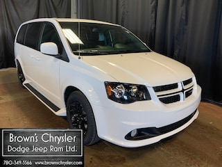 New 2020 Dodge Grand Caravan GT with Safety Sphere, DVD and running boards Van 2C4RDGEG1LR202933 for sale in Westlock, AB