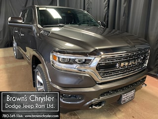 New 2020 Ram All-New 1500 Limited Truck Crew Cab 1C6SRFHT0LN189215 for sale in Westlock, AB