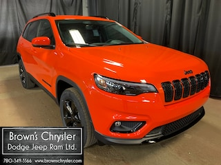 New 2021 Jeep Cherokee Altitude/Path Detection/Park Assist/Uconnect 4x4 1C4PJMMN0MD120680 for sale in Westlock, AB