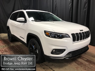 New 2020 Jeep Cherokee North Edition with Cold weather group and tow pack SUV 1C4PJMCX1LD587124 for sale in Westlock, AB