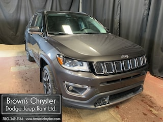 Used 2018 Jeep Compass 3C4NJDCB4JT107371 for sale in Westlock, AB