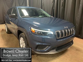 New 2021 Jeep Cherokee Sport/Bluetooth/Back Up Camera/Remote Start 4x4 1C4PJMAB8MD121828 for sale in Westlock, AB