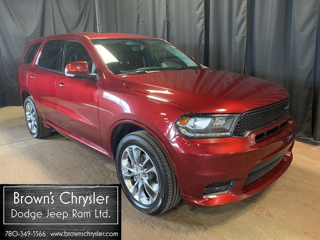Featured Used 2019 Dodge Durango GT AWD Leather / Sunroof / SUV for sale in Westlock, AB