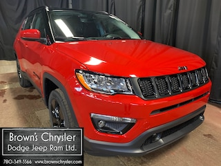 New 2020 Jeep Compass North SUV 3C4NJDBB7LT149912 for sale in Westlock, AB