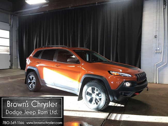 2015 Jeep Cherokee Trailhawk 4X4 OFF Road Group SUV