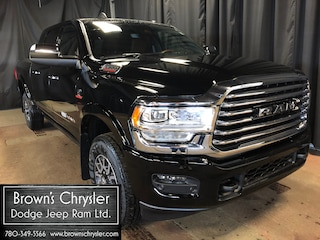 New 2020 Ram 3500 Laramie Longhorn Truck Mega Cab 3C63R3NL6LG144862 for sale in Westlock, AB