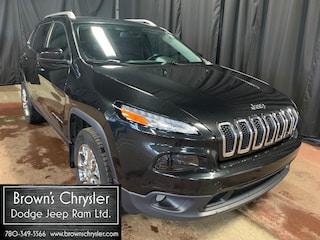 Used 2015 Jeep Cherokee 1C4PJMCSXFW624491 for sale in Westlock, AB