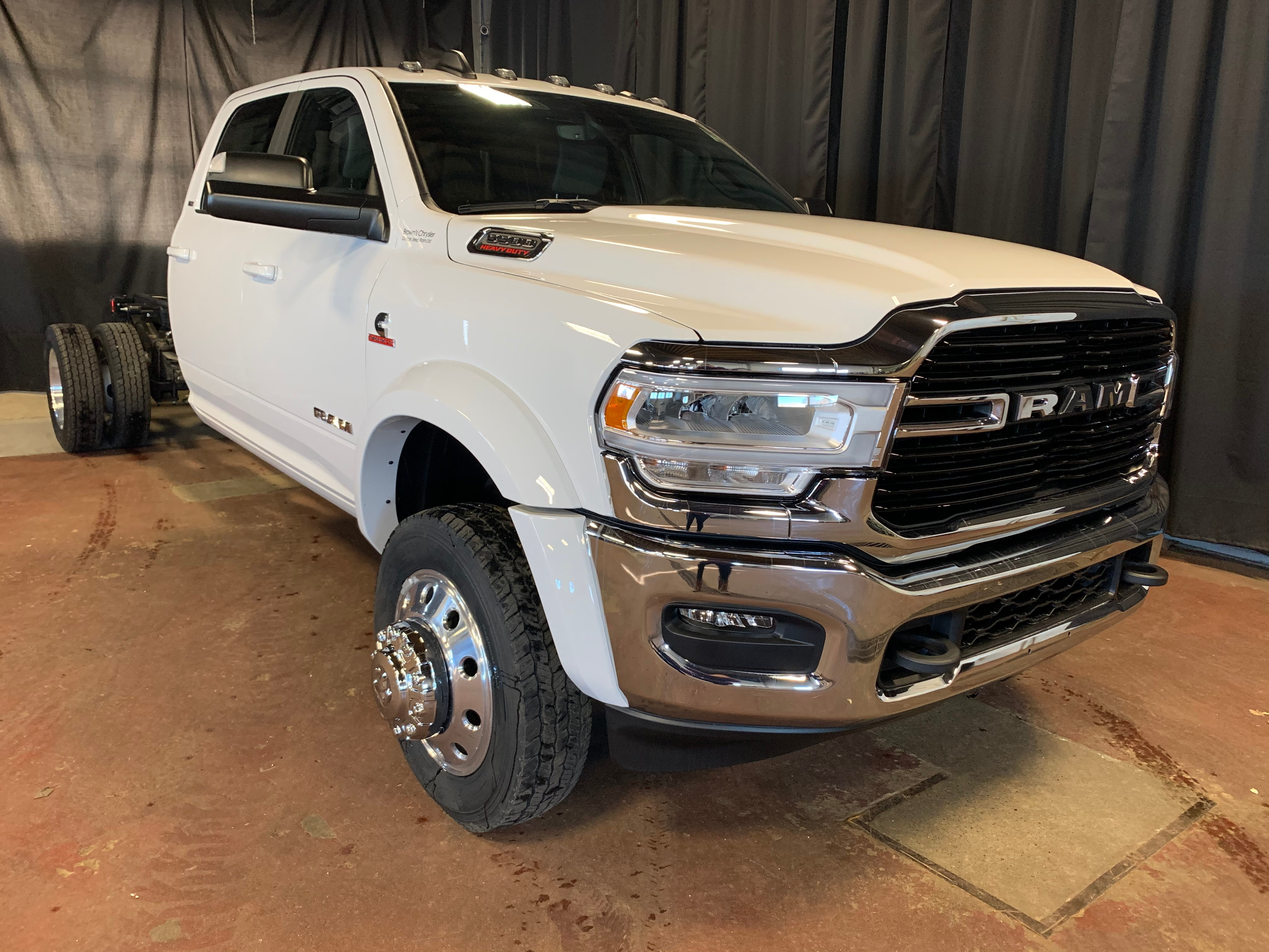 Dodge Ram Cab Chassis In Westlock Brown S Chrysler
