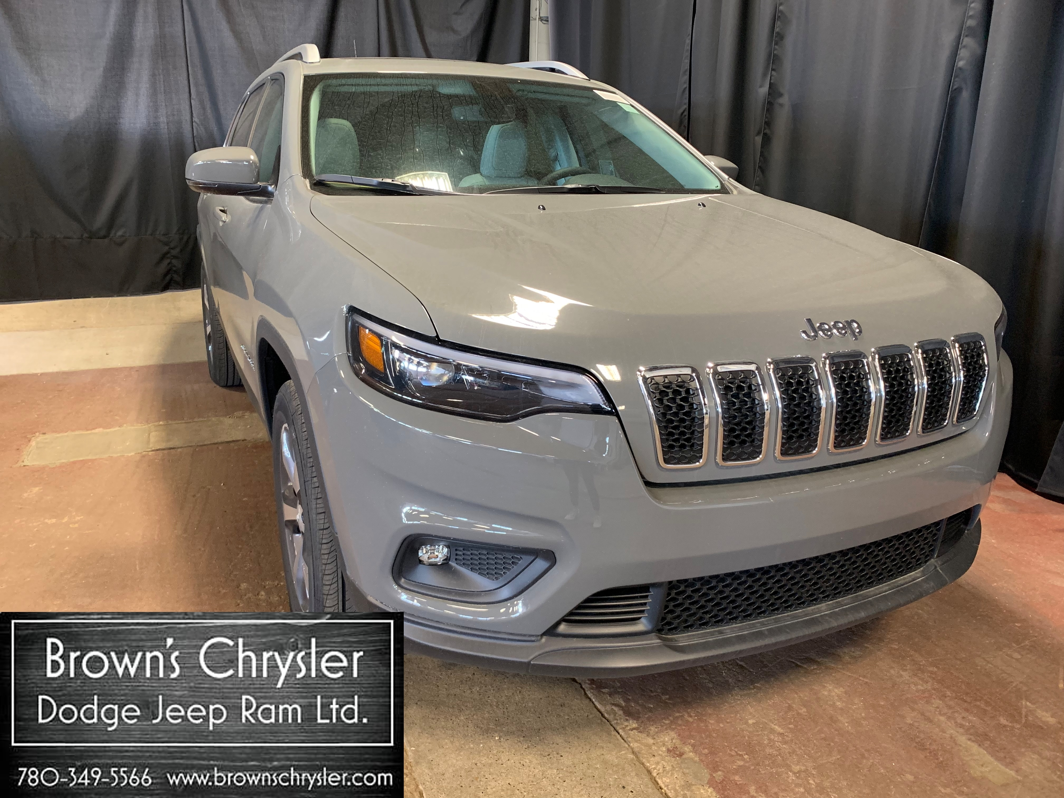 Featured new 2019 Jeep New Cherokee Limited SUV 1C4PJMDN0KD450025 for sale in Westlock, AB