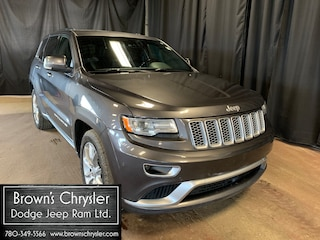 2016 Jeep Grand Cherokee Overland Summit Platinum Series 5.7 Hemi SUV for sale in Westlock, AB