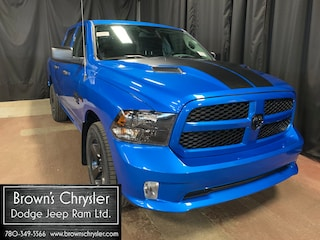 New 2019 Ram 1500 Classic Express Truck Crew Cab 1C6RR7KT3KS665079 for sale in Westlock, AB