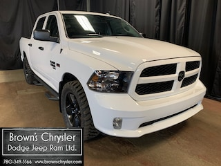 New 2020 Ram 1500 Classic Express, Tire Upgrade, Sidesteps  Crew Cab 3C6RR7KT8LG161152 for sale in Westlock, AB