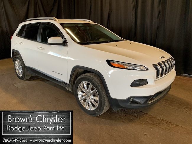 2014 Jeep Cherokee Limited 4X4 3.2L Heated Leather / NAV SUV
