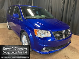 New 2020 Dodge Grand Caravan Premium Plus/DVD/Heated Steering/Liftgate Van 2C4RDGCG6LR155322 for sale in Westlock, AB