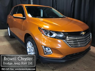Used 2018 Chevrolet Equinox 2GNAXSEV6J6184750 for sale in Westlock, AB