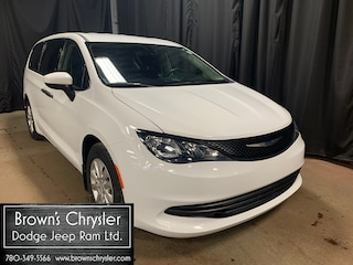 Used 2018 Chrysler Pacifica 3RD Row Seating/Touchscreen/Stow N' Go 2C4RC1AG0JR118833 for sale in Westlock, AB