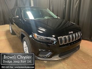 New 2020 Jeep Cherokee Sport SUV 1C4PJMAB6LD633666 for sale in Westlock, AB