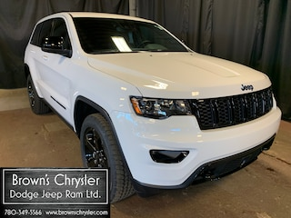 2020 Jeep Grand Cherokee Laredo Upland 4X4, Uconnect 4C NAV With 8.4