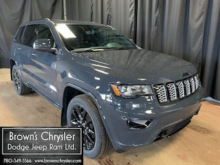 Used 2018 Jeep Grand Cherokee Larado Altiude IV Package SUV 1C4RJFAG6JC395871 for sale in Westlock, AB