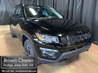 New 2020 Jeep Compass Sport SUV 3C4NJDAB8LT142212 for sale in Westlock, AB