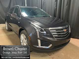 Used 2017 Cadillac XT5 Premium Luxury/ LOW KMS/ V6/ One owner 1GYKNERS4HZ103628 for sale in Westlock, AB