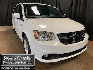 New 2019 Dodge Grand Caravan 35th Aniversary Edition with trailer tow and DVD p Van 2C4RDGCGXKR763892 for sale in Westlock, AB