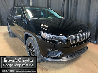 New 2020 Jeep Cherokee Sport 4X4, Remote Start, Heated Seats, Heated Stee SUV 1C4PJMAB6LD633666 for sale in Westlock, AB
