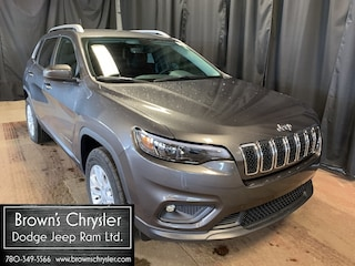 New 2019 Jeep New Cherokee North SUV 1C4PJMCX3KD450023 for sale in Westlock, AB