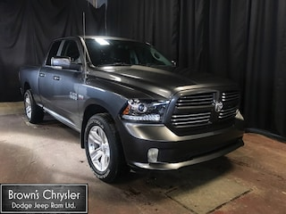 2017 Ram 1500 Quad CAB Sport 4X4 / Hemi / 8.4 Touch Screen Quad Cab for sale in Westlock, AB