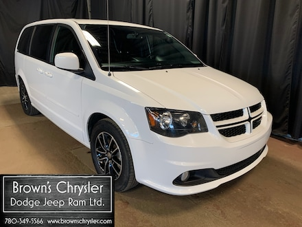 Featured Used 2017 Dodge Grand Caravan GT/ Leather/ Power doors and liftgate/ Remote star for sale in Westlock, AB