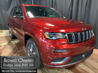New 2020 Jeep Grand Cherokee Limited SUV 1C4RJFBG7LC231031 for sale in Westlock, AB