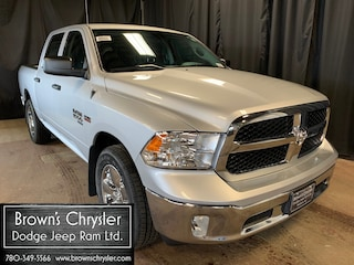 New 2019 Ram 1500 Classic Crew CAB SXT Plus Tradesman 4X4 Truck Crew Cab 1C6RR7KT9KS590923 for sale in Westlock, AB