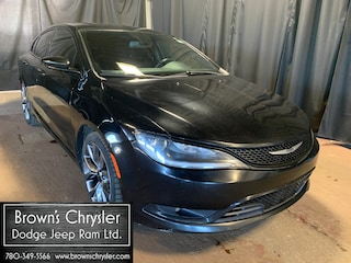 Used 2015 Chrysler 200 200S AWD, Heated Steering, Back Up Camera, Remote  1C3CCCDG4FN707115 for sale in Westlock, AB