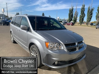 Used 2015 Dodge Grand Caravan 30th Anniversery Edition, Side Roof Rails, Hands Free, Power Liftgate, Power Sliding Doors 2C4RDGBG1FR705676 for sale in Westlock, AB