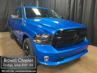New 2020 Ram 1500 Classic ST, Classic Crew Cab, Spray In Bedliner, Side Step Truck Crew Cab 1C6RR7KT4LS131655 for sale in Westlock, AB