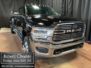 New 2019 Ram 3500 Laramie, 6.7L, 5th Wheel Prep, Tow Technology Truck Crew Cab 3C63RRJL7KG515678 for sale in Westlock, AB