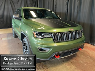 New 2019 Jeep Grand Cherokee Trailhawk SUV 1C4RJFLTXKC784590 for sale in Westlock, AB