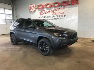 2019 Jeep New Cherokee Trailhawk 2.0L Turbo / NAV / Heated Seats SUV 1C4PJMBNXKD219572