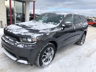 New 2019 Dodge Durango GT SUV 1C4RDJDG1KC647646 in Whitecourt, AB