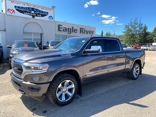 Used 2020 Ram 1500 Limited 4x4 Crew Cab 144.5 in. WB 1C6SRFPM7LN205212 in Whitecourt, AB