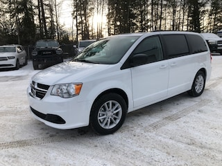 New 2019 Dodge Grand Caravan SXT Plus Van 2C4RDGBG0KR745659 in Whitecourt, AB