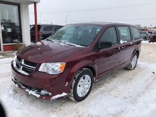 New 2019 Dodge Grand Caravan Canada Value Package Van 2C4RDGBG2KR559265 in Whitecourt, AB