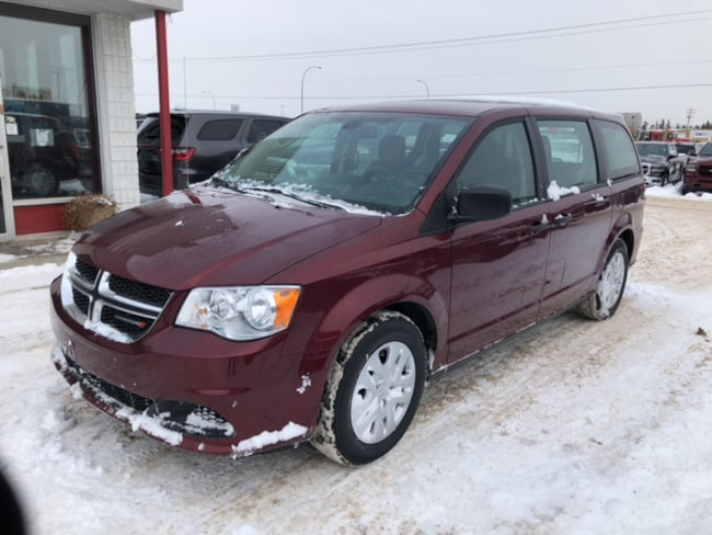 New 2019 Dodge Grand Caravan Canada Value Package Van For Sale Whitecort, AB