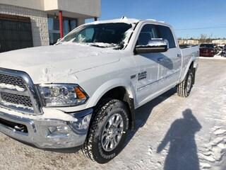 New 2018 Ram 2500 Laramie Truck Crew Cab 3C6UR5FJ2JG402773 in Whitecourt, AB