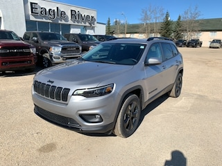 New 2020 Jeep Cherokee Altitude SUV 1C4PJMCX2LD625525 in Whitecourt, AB