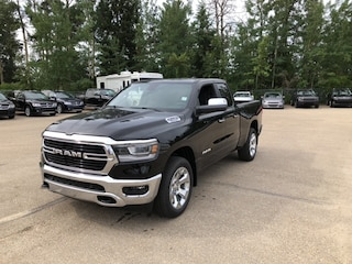 New 2019 Ram All-New 1500 Big Horn Truck Quad Cab 1C6SRFBT1KN551852 in Whitecourt, AB