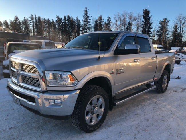 New 2015 Ram 3500 Laramie Truck Crew Cab For Sale Whitecourt, AB