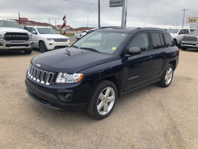 New 2013 Jeep Compass Limited SUV For Sale Whitecourt, AB