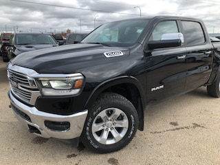 New 2019 Ram All-New 1500 Laramie Truck Crew Cab 1C6SRFJT8KN531745 in Whitecourt, AB