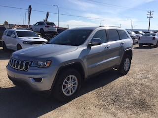 New 2018 Jeep Grand Cherokee Laredo SUV 1C4RJFAG3JC406910 in Whitecourt, AB